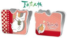 Canaria Natsume's Book of Friends Yuujinchou Bag Clip 02 Nyanko Sensei B Red NEW