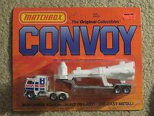 Matchbox Die-Cast CY2 Kenworth COE Rocket Transporter NASA MOC 1983