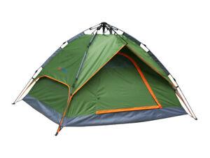 OzEagle Instant Auto 3 Sec Pop Up 3 / 4 Person Family Tent AU STOCK