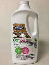 Two 32oz Bottles Vista Golden Solution Humidifier Water Treatment Bacteriostatic