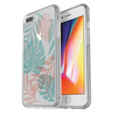 OtterBox Symmetry iPhone 8 Plus 7 Plus Clear Graphics Genuine Case Tough Strong