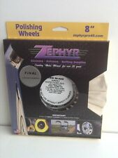 Zephyr White Airway Untreated for Metal Polishing 8''