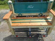 FORD 1929 MODEL A TAILGATE BENCH