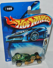 Demonition #149/2004 - 1/4 Mile Coupe-Green/Graphics - 1:64 Hot wheels