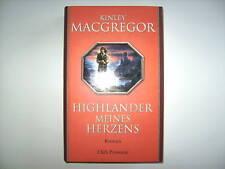 KINLEY MACGREGOR HIGHLANDER MEINES HERZENS
