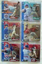McFarlane MLB 3 CHASE VARIANT Alomar,Gonzalez,Guerrero,Jones,Oswalt,Schilling