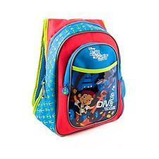 Disney Jake & the Neverland Pirates Junior Backpack / School Bag / Rucksack