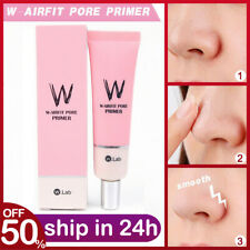 W.Lab W-AIRFIT PORE PRIMER 35g Cream Rinishop Concealer Whitening Foundation US