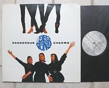 The delmonas – Dangerous Charms vinilo LP Big Beat Records Wik 35