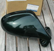 Mazda MX5 MK2 NB Right Hand Manual Door Wing Mirror Genuine New Racing Green
