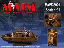 US Navy Vietnam - Pibber Crew #4 / 1/35 Scale
