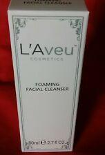 L-Aveu Foaming Facial Cleanser New In Box 2.7 Fl Oz/80Ml