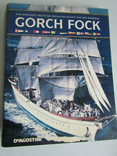 Modellbau DeAgostini - GORCH FOCK  - Heft mit Bauteile aussuchen 13 -120 (L8)