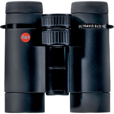 Leica Ultravid 8x32 HD Black Premium Binoculars