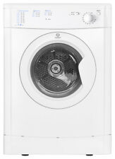 Indesit IDV75 Eco Time 7kg Vented Tumble Dryer White F074628