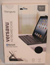 Targus THZ192US Versavu Keyboard Case for iPad Air 5th Gen - Black NEW
