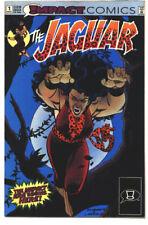 |•.•| JAGUAR • Issue #1 • Impact Comics