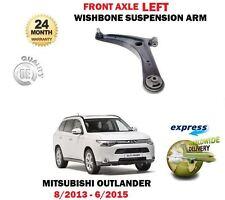 FOR MITSUBISHI OUTLANDER HYBRID DID 2013-2015 FRONT LEFT WISHBONE SUSPENSION ARM