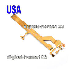 USB Charging Dock Port  Flex Cable Part For LG G Pad 8.3 WiFi V500