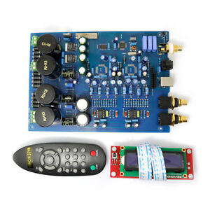 AK4497 DAC Decoder Board (Excluding AK4497 chip and XMOS U8)