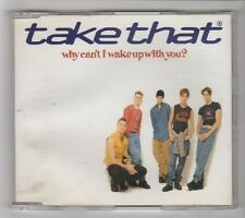 (HB33) Take That, Why Can't I Wake Up With You? - 1993 CD