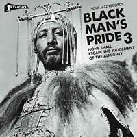 SOUL JAZZ RECORDS PRESENTS - STUDIO ONE BLACK MANS PRIDE 3: NONE SHALL ESC [CD]