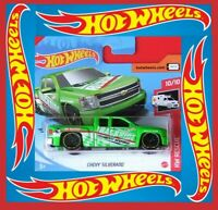 Hot Wheels 2020   CHEVY SILVERADO   TREASURE HUNT    240/250  NEU&OVP