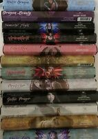 ANNE STOKES Incense Sticks ~ Choice of Fragrance ~ Single or Gift Pack ~ Element