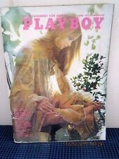 Playboy magazine April 1972 Vicki Peters  Tiffany Bolling   FINE