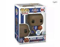 FUNKO POP NBA MICHAEL JORDAN ALL-STAR UNIFORM FUNKO SHOP EXCLUSIVE!!