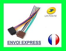 ISO-STANDARD - CABLE UNIVERSEL POUR AUTORADIO TOP PRO