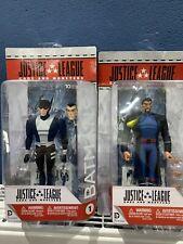DC COMICS JUSTICE LEAGUE SUPERMAN & BATMAN GODS AND MONSTERS ACTION FIGURE
