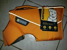 Ruffwear Float Coat Dog Life Jacket S Small Wave Orange 22-27 in. New w Tags