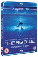 Nuovo The Grande Blu - Del Regista Taglio Blu-Ray Regione B