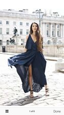 Free People  Maxi Dress  On Website Now  For $148 NWT Sz Extra Small