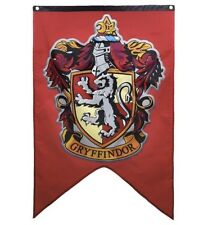 Harry Potter House Wall Flag Banner Gryffindor 30 x 50 Inches NEW