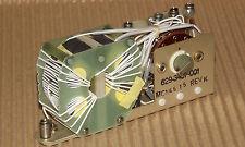 Collins RF power autotransformer assembly w. 2'' toroid core