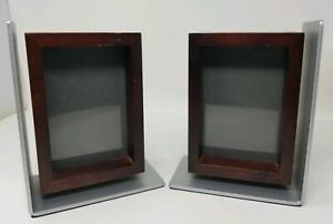 Swing Picture Frame Bookends