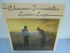33 Tours - Lucien Lupi - Chansons Immortelles - 1981
