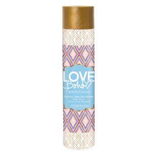 Swedish Beauty LOVE BOHO POSITIVE VIBES DHA Bronzer Tanning Lotion 10oz