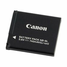 Genuine Canon NB-8L 4267B001 Battery for A2200 A3000 A3100 A3150 A3200 A3300
