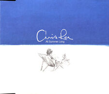 Chris Rea Maxi CD All Summer Long - Promo - UK (M/M)