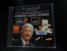 CD ALBUM - JAMES LAST - ANDREW LLOYD WEBBER