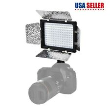 160 LEDs Camera Light Studio Photography Video Lamp Panel For DSLR Camcorder NEW