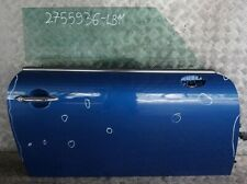 BMW MINI Cooper 11 R55 R56 R57 R58 Door Front Right O/S Lightning Blue Metallic