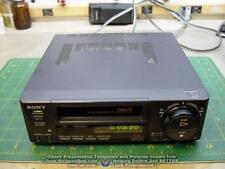 Fully Restored SONY EV-C40 8mm Video8 VCR Editing Player - 90 Days Warranty