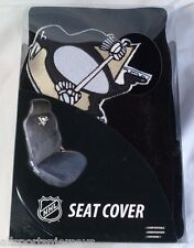 NHL NIB CAR SEAT COVER BY FREMONT DIE - PITTSBURGH PENGUINS
