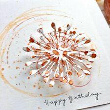 Bloom Fleur Métal Die Cutter Stencil DIY Scrapbooking Paper Card embossage