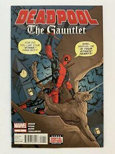 Deadpool The Gauntlet No1.