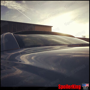 Rear Roof Spoiler Window Wing (Fits: Lexus SC430 2002-10) SpoilerKing